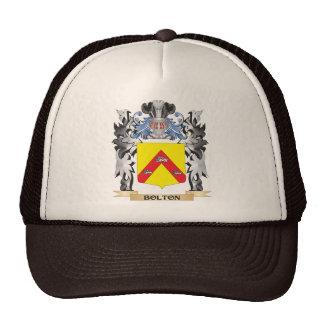 Escudo de armas de Bolton - escudo de la familia Gorras De Camionero