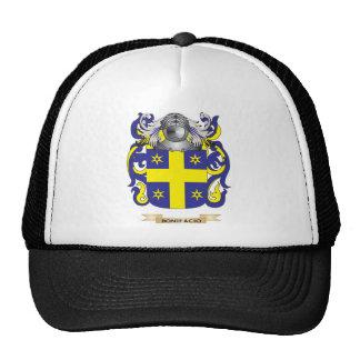Escudo de armas de Bonifacio (escudo de la familia Gorra