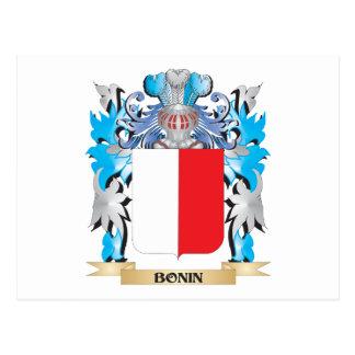 Escudo de armas de Bonin Postal