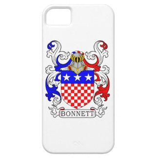 Escudo de armas de Bonnett (irlandés) iPhone 5 Fundas