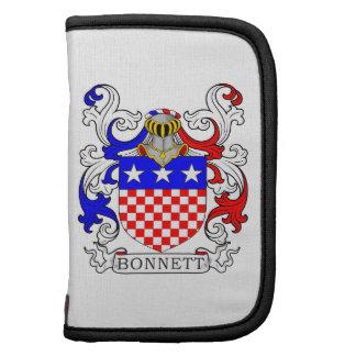 Escudo de armas de Bonnett (irlandés) Planificadores