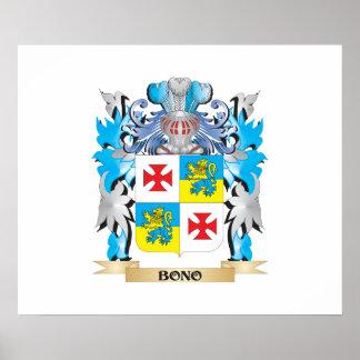 Escudo de armas de Bono