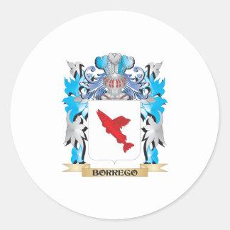 Escudo de armas de Borrego