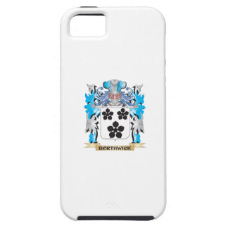 Escudo de armas de Borthwick iPhone 5 Carcasas