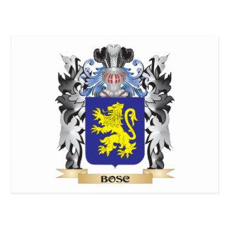 Escudo de armas de Bosc - escudo de la familia Postales