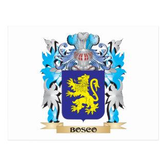 Escudo de armas de Bosco Postal