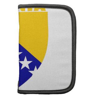 Escudo de armas de Bosnia Organizadores