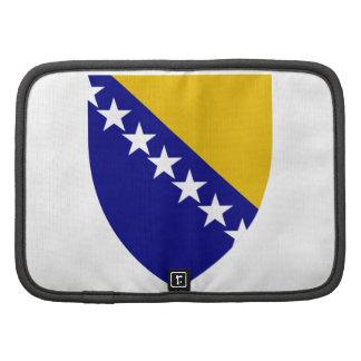 Escudo de armas de Bosnia y Herzegovina Planificadores