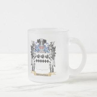 Escudo de armas de Boswell - escudo de la familia Taza De Cristal