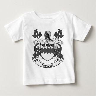 Escudo de armas de BOSWELL T-shirts