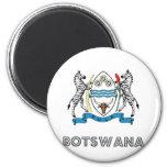 Escudo de armas de Botswana Iman