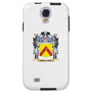 Escudo de armas de Boulton - escudo de la familia Funda Para Galaxy S4