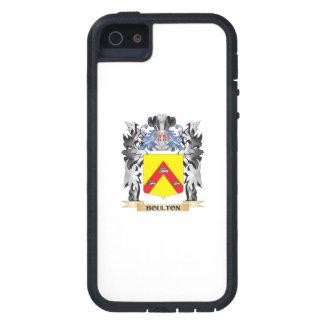 Escudo de armas de Boulton - escudo de la familia iPhone 5 Fundas