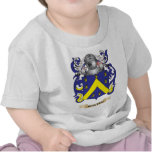 Escudo de armas de Bowden (escudo de la familia) Camiseta