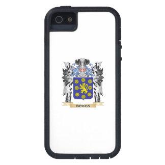 Escudo de armas de Bowen - escudo de la familia iPhone 5 Carcasa