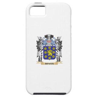 Escudo de armas de Bowen - escudo de la familia iPhone 5 Funda