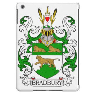 Escudo de armas de Bradbury Funda Para iPad Air