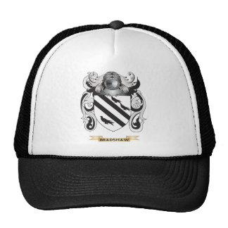 Escudo de armas de Bradshaw (escudo de la familia) Gorra