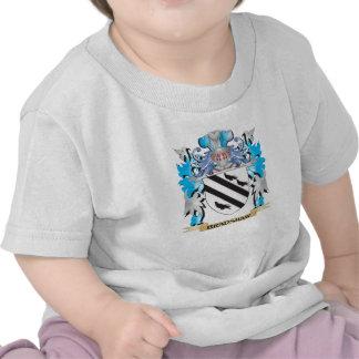 Escudo de armas de Bradshaw Camisetas