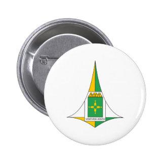 Escudo de armas de Brasília Pins