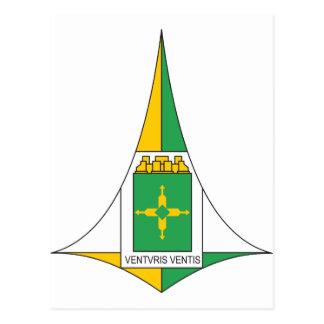Escudo de armas de Brasília Postal
