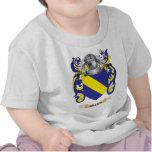 Escudo de armas de Braun (escudo de la familia) Camiseta