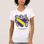 Escudo de armas de Braun (escudo de la familia) Camisetas