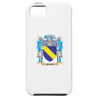 Escudo de armas de Braun iPhone 5 Cárcasa