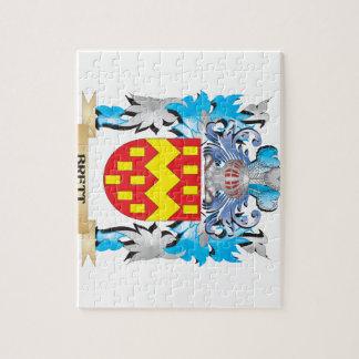 Escudo de armas de Brett Puzzles