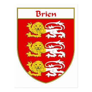 Escudo de armas de Brien/escudo de la familia Postales