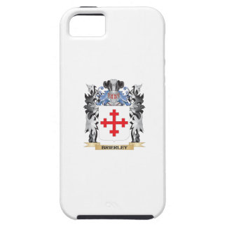 Escudo de armas de Brierley - escudo de la familia Funda Para iPhone 5 Tough