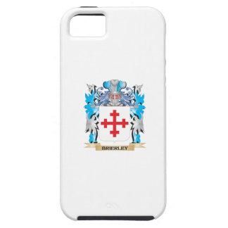 Escudo de armas de Brierley iPhone 5 Funda
