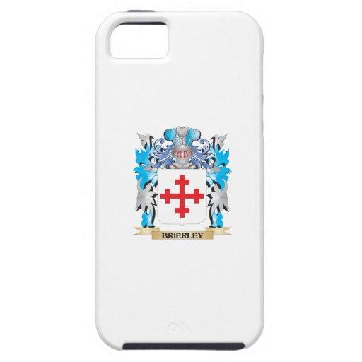 Escudo de armas de Brierley iPhone 5 Fundas