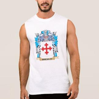 Escudo de armas de Brierley Camisetas Sin Mangas