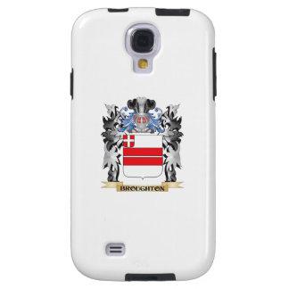 Escudo de armas de Broughton - escudo de la Funda Para Galaxy S4