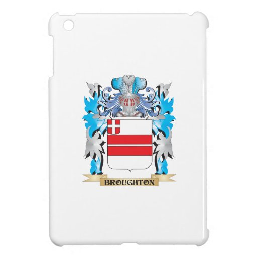 Escudo de armas de Broughton