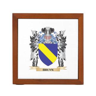 Escudo de armas de Bruyn - escudo de la familia
