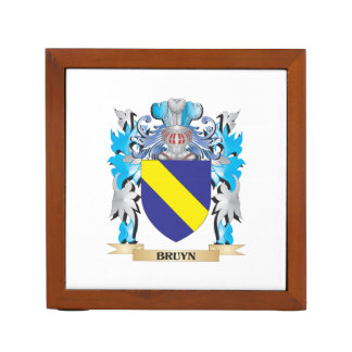 Escudo de armas de Bruyn