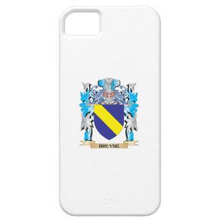 Escudo de armas de Bruyne iPhone 5 Case-Mate Coberturas