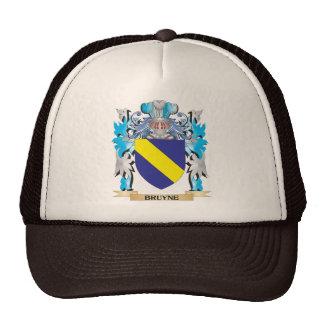 Escudo de armas de Bruyne Gorro