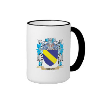 Escudo de armas de Bruyne Taza De Café