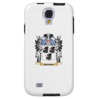 Escudo de armas de Buchan - escudo de la familia Funda Para Galaxy S4