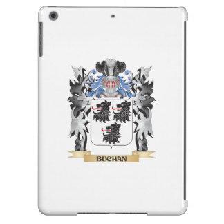 Escudo de armas de Buchan - escudo de la familia Funda Para iPad Air