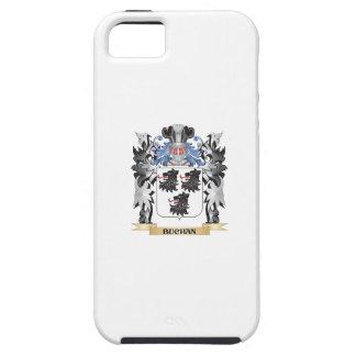 Escudo de armas de Buchan - escudo de la familia Funda Para iPhone 5 Tough