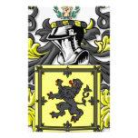 Escudo de armas de Buchanan Papeleria