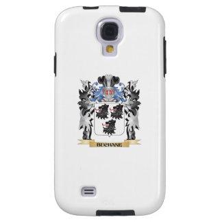 Escudo de armas de Buchane - escudo de la familia Funda Para Galaxy S4