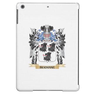 Escudo de armas de Buchane - escudo de la familia Funda Para iPad Air