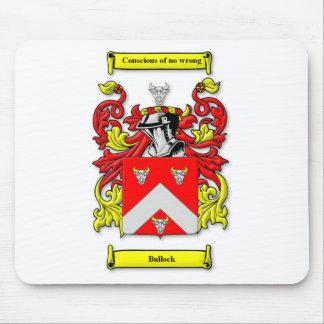 Escudo de armas de Bullock Alfombrilla De Ratón