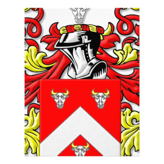 Escudo de armas de Bullock Membrete