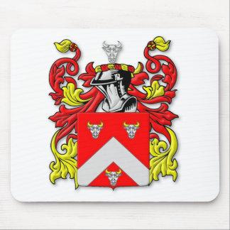 Escudo de armas de Bullock Mousepad